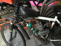 Gas bike for sale