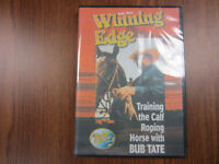 Calf Roping Horse Training DVD For Sale