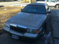 2002 Mercury Grand Marquis Sedan