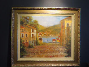 Moving Sale Bombay Large Wall Painting/Print