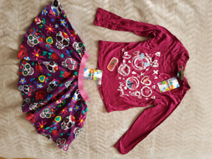 New with tag girls Desigual set size 6
