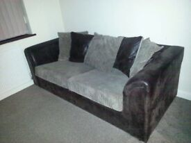 3 Seater Sofa £120 o.n.o