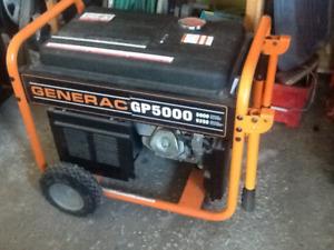 Generac GP 5000 Generator