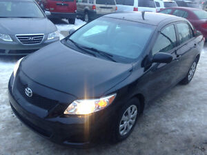 2009 TOYOTA COROLLA VERY CLEAN WICKED DEAL