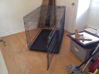 Cage pour grand chien. Dog large cage