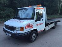 LDV 400 Convoy recovery spares or repairs