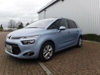 Citroen C4 Picasso Automatic 1.6 HDi EAT6 Intensive Left Hand Drive(LHD)