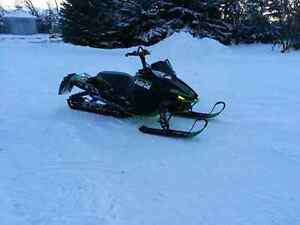 2012 Arctic Cat M800 / M8