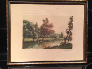 Country Scene (R. Ligeroy)