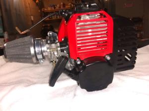 49cc pocket bike  engine.