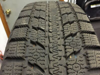 4 Toyo Observe GSi-5 winter tires like new $450 185/60/r15