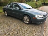 Volvo S80 2.4 ( 170bhp ) auto 2003 03 SE
