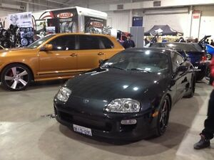 1994 Toyota Supra turbo Left hand drive No trades
