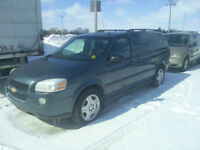 2006 Chevrolet Uplander Ext. Low KM! 100% Approval!