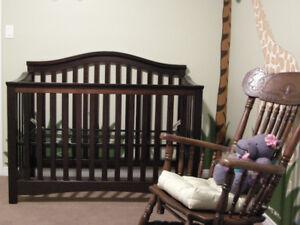 Baby Crib / Mattress / Wedge / Mattress Protector