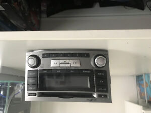 2014 Subaru Outback - OEM Stereo