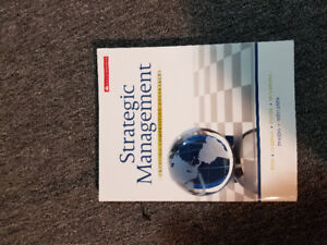 Strategic Management Creating Competitive Advantages 4th Edition