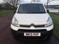 2013 13 CITROEN BERLINGO 1.6 625 ENTERPRISE L1 HDI 1D 74 BHP DIESEL