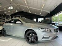 2017 Volvo V60 D4 R-Design Lux Nav Estate Diesel Automatic
