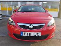 BAD CREDIT CAR FINANCE AVAILABLE 2011 11 Vauxhall Astra 2.0CDTi ecoFLEX