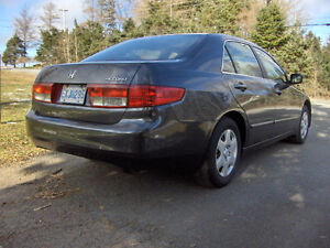 2005 Honda Accord EX NEW INSPECTION EXCEL. CONDITION