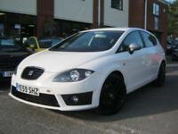 2010 Seat Leon 2.0TDI CR 170 FR,ALPINE WHITE,2 OWNERS,FULL DEALER HISTORY!!!!