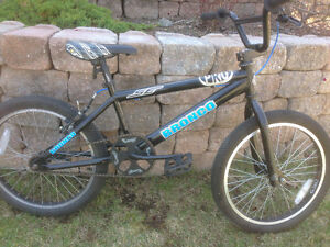 kids' 2007 SE Racing Bronco BMX