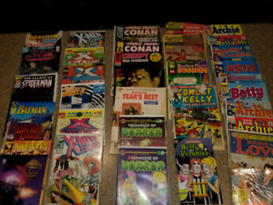 Lot of comics