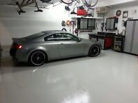 MINT SUPERCHRGED G35 ALL HKS 70K MUST SEE NEEDS NOTHING