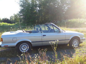 1989 BMW 3-Series 325iC Cabriolet