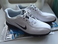 Nike golf shoes (worn once)