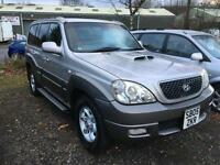 Hyundai Terracan 2.9CRTD DIESEL - FINANCE AVAILABLE