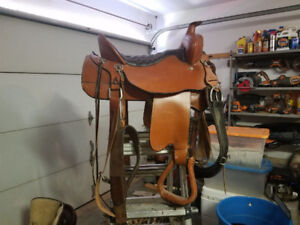 Awesome Tucker High Plains Trail Saddle in Brand New Condition