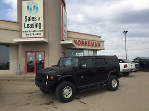 2006 HUMMER H2 4x4/Leather/Sunroof $27897