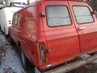 1970 3/4ton GMC Panel 2 Door Factory Buckets 4 Speed7802496327