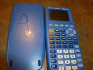 TEXAS INSTRUMENTS TI 82 STATS GRAPHICS CALCULATOR
