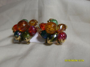 Vintage Earrings $10.00 or 3 for $25.00 - Open to offers