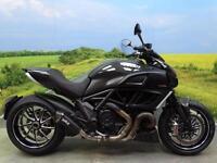 Ducati Diavel Carbon 2012 *FULL DUCATI HISTORY-REMUS EXHAUST*
