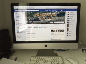 """27"""" IMAC- Must sell by Sept 30!"""
