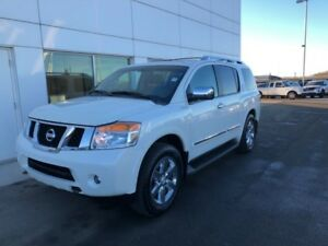 2014 Nissan Armada Platinum at