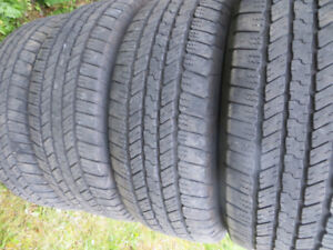 4 -275/55r20 used tires