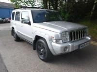 2006 Jeep Commander 3.0 CRD V6 Limited 4x4 5dr