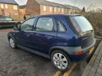 2003 Vauxhall Corsa 1.2i 16V SXi 5dr HATCHBACK Petrol Manual