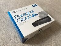 Seagate personal cloud NAS storage 5TB