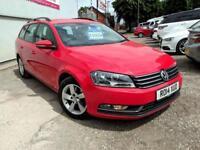14 Reg Volkswagen VW Passat 1.6 TDI BlueMotion Tech S Estate *1 Owner & FVWSH!*