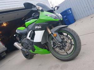 2009 Kawasaki Ninja ZX-10R/Possible Trades