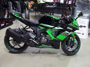 2017 Kawasaki Ninja ZX-6R ABS Kawasaki Racing Team Edition