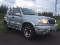 2003/52 Suzuki Grand Vitara 16v , low miles , full years mot ! ‼️£800‼️