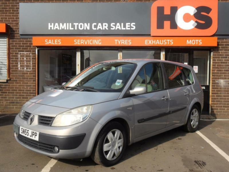Renault Grand Scenic 1.6 VVT - Full history - 1 Year MOT & AA Cover.