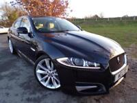 2011 Jaguar XF 3.0d V6 S Portfolio 4dr Auto Adaptive Cruise! Parking Pack! 4...